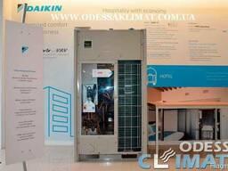 Daikin VRV мультизональные кондиционеры Одесса