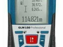Дальномер Bosch GLM 150, дальномер Bosch GLM 150, Лазерная рулетка Bosch GLM 150. ..