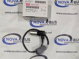 Датчик положения коленчатого вала 4НК1 ISUZU NQR75 Isuzu 8973061131