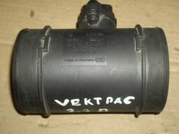 Датчик расхода воздуха (расходомер) Opel Vectra C 2. 2DTI(200