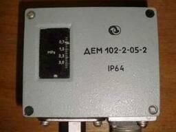 Датчик-реле давления ДЕМ102-2-05-2