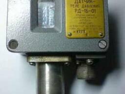Датчик-реле давления РД-1Б-01