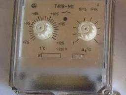 Датчик-реле температуры электронный Т419-М1-02А (-25 25°С)