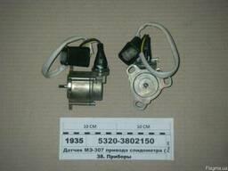 Датчик спидометра камаз МЭ-307 (привод) с/о 5320-3802150