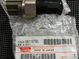 Датчик тиску палива двигун 4JJ1 4HK1 8981197900 ISUZU оригін