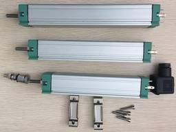 Датчики линейного перемещения для термопластавтоматов и др.