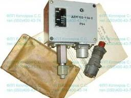 Датчики-реле давления ДЕМ102-1-06-2