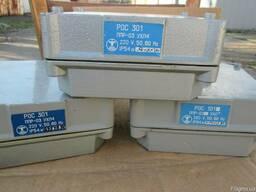 Датчики-реле уровня РОС 301 ; РОС 101,РО-001