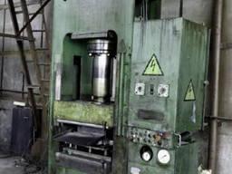 ДБ2432 (160 т) Пресс гидравлический для изготовления изделий