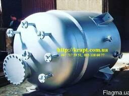 Реакторы, емкости, резервуары