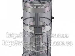 Деаэратора вакуумный ДВ-75 (75 м. куб/час)