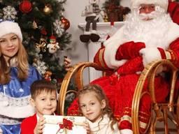 Дед Мороз и Снегурочка. Новогодние утренники