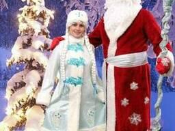 Дед Мороз и Снегурочка заказать в Алуште и Ялте!