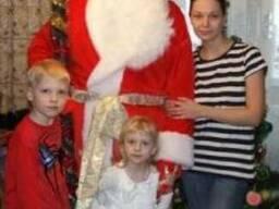 Дед Мороз в Донецке - фото 1