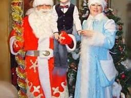 Дед Мороз в Донецке - фото 2