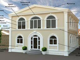 Фасадный декор (производитель)