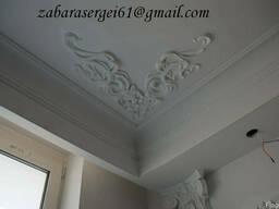 Декор интерьера и фасада. Лепные и скульптурные работы. - фото 1