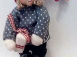 Декор - кукла Джерри 26см