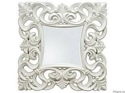 Декор зеркала превращает обычный кусок стекла в стильную