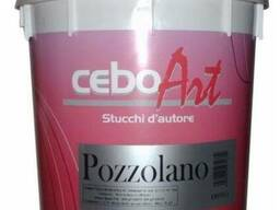 Декоративна штукатурка Pozolano