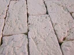 Силиконовая форма для гипсового камня Клинкерный кирпич