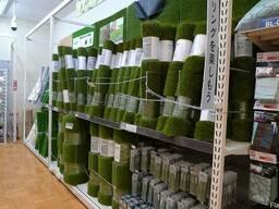 Декоративная искусственная трава для ландшафта