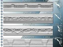 Декоративная лепнина из полиуретана