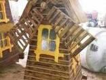 Декоративная мельница, мельница садовая - фото 1