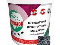 "Декоративная мозаичная штукатурка ""Anserglob"" цоколь № 151 25 кг"