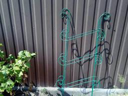 Декоративная опора для садовых растений, ковка