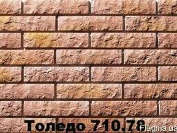 Декоративная плитка Толедо из искусственного камня