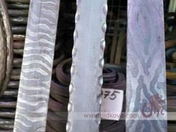 Декоративный, кованый, вальцованный, фактурный металлопрокат