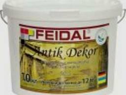 Декоративная штукатурка Feidal Antik Dekor mini, maxi 20 кг