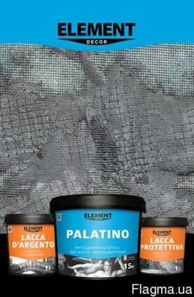 Декоративная штукатурка Palatino Element Decor 15 кг