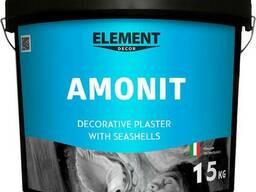Декоративне покриття для стін Amonit Element Decor, 15 кг