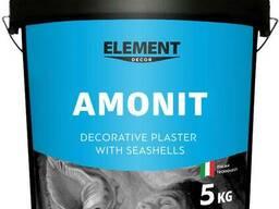 Декоративне покриття для стін Amonit Element Decor, 5 кг