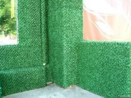 Декоративное ограждение Зеленый забор - фото 3