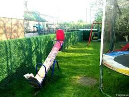Декоративное ограждение Зеленый забор - фото 4