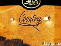 Декоративное покрытие Country 15 кг