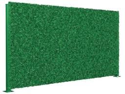 Декоративное зеленое ограждение (зеленый забор)