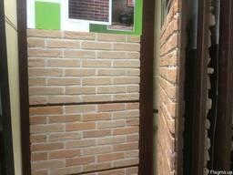 Декоративный камень для фасадов цоколей и пр