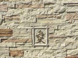Декоративный камень для внутренней отделки Карпаты