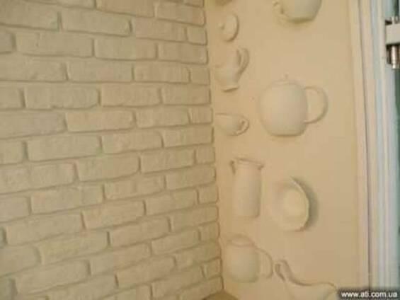 Декоративный кирпич, искусственный камень