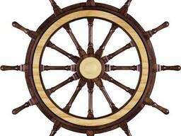 Декоративный Штурвал Корабля №1