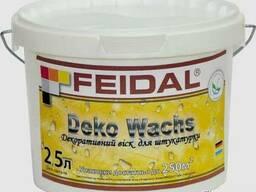 Декоративный воск для штукатурки- Feidal Dekowachs