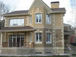 Декоративные элементы фасадов, Фасадный декор