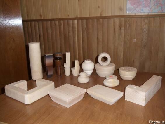 Декоративные изделия (бук)