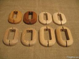 Декоративные накладки на опоры радиаторов деревянные