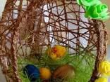 Декоративные пасхальные украшения - фото 2