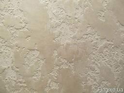 Декоративные штукатурки Травертин, Бетонные стены, Чокс